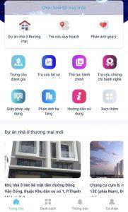Chỉ vài giây để biết pháp lý dự án tại TPHCM nhờ app mới SXD247 hình 2