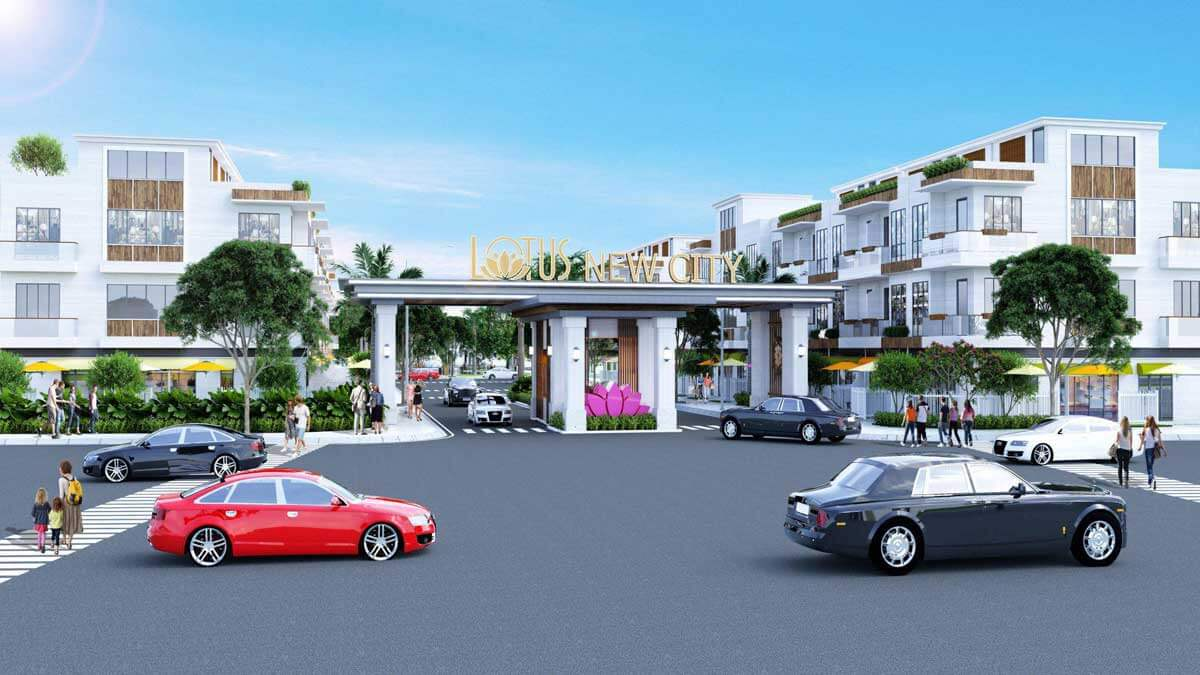 Lotus New City 1