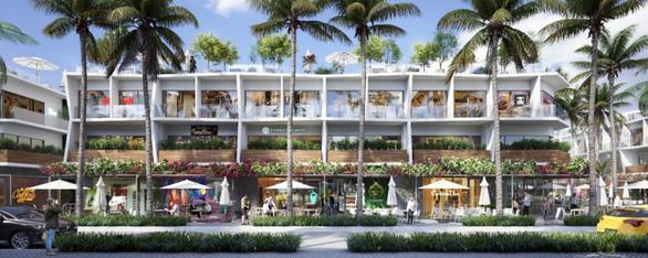 Shophouse biển sở hữu lâu dài sẽ lên ngôi năm 2020