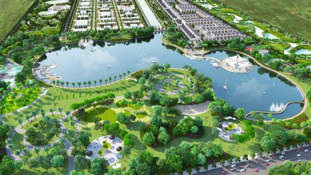 Danh sách dự án đất nền đáng mua nhất tại Đức Hòa, Long An