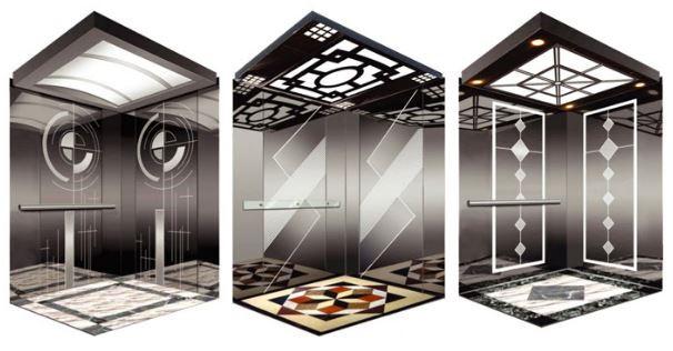Các đại gia xôn xao dòng thang máy mới thiết kế riêng cho từng ngôi nhà