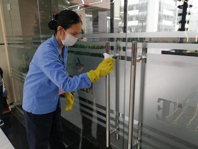 Virus corona lây lan nhanh Hàng loạt chung cư lo đối phó virus Corona