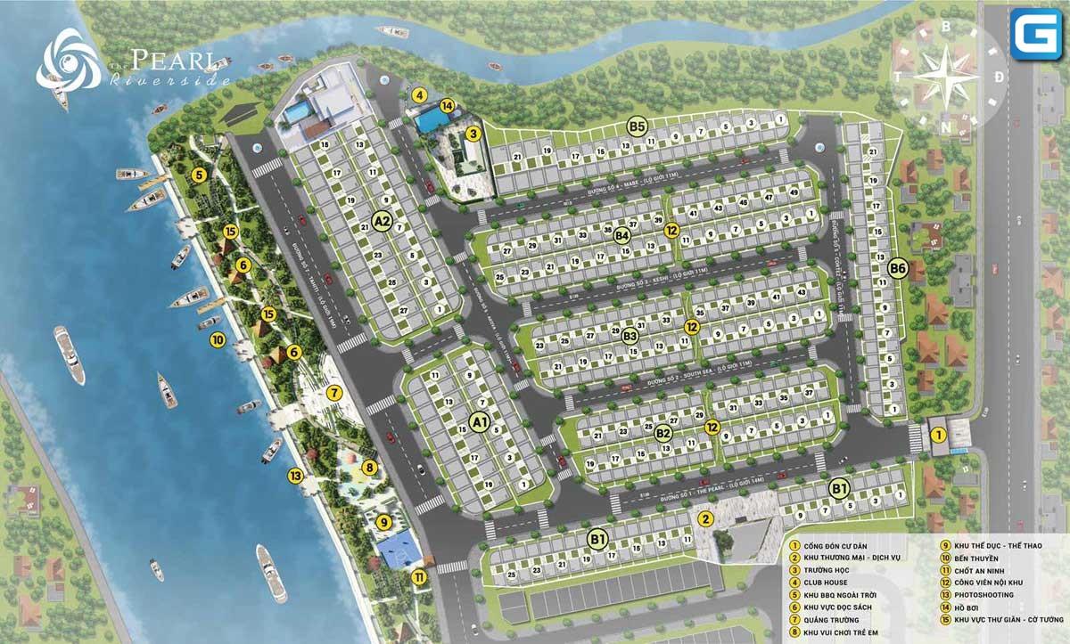 Mua nhà phố Long An giữa tâm dịch Covid - 19 nên chọn dự án nào?